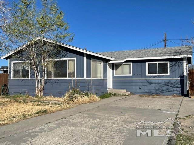 690 S Russell Street, Fallon, NV 89406 (MLS #210004851) :: Chase International Real Estate