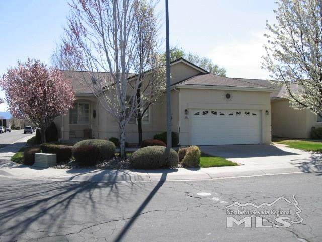 2967 Ridgecrest Drive, Carson City, NV 89706 (MLS #210004914) :: Morales Hall Group
