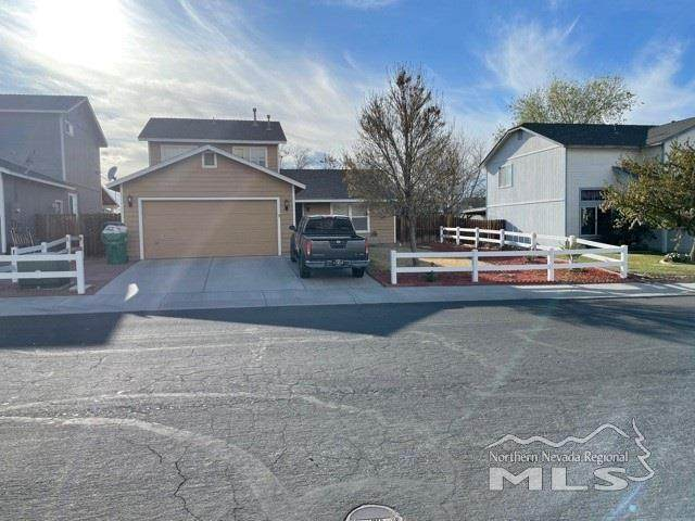 107 Double Eagle Drive, Fernley, NV 89408 (MLS #210005050) :: Morales Hall Group