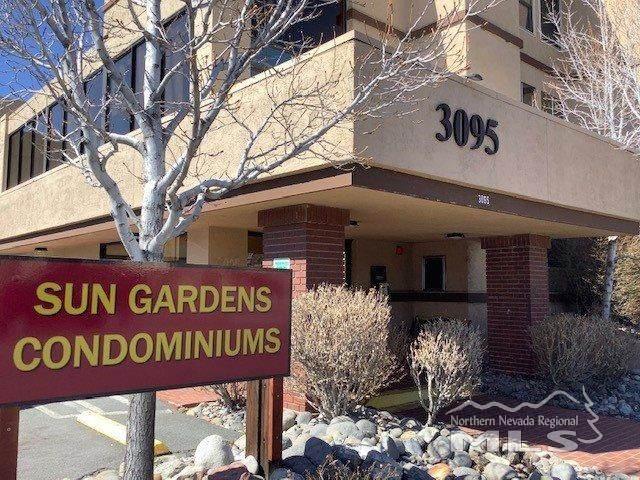 3095 Lakeside Dr #209 #209, Reno, NV 89509 (MLS #210005077) :: Chase International Real Estate