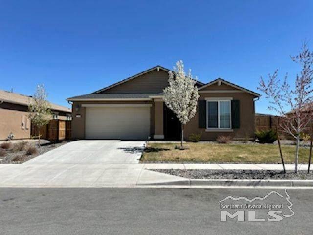 7260 Quill, Reno, NV 89506 (MLS #210005092) :: Vaulet Group Real Estate