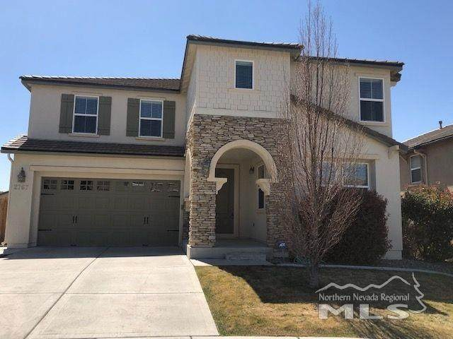 2767 Dome Ct, Sparks, NV 89436 (MLS #210005112) :: Theresa Nelson Real Estate
