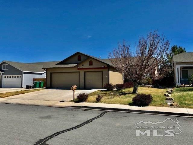 1256 Loma Verde, Sparks, NV 89436 (MLS #210005134) :: NVGemme Real Estate