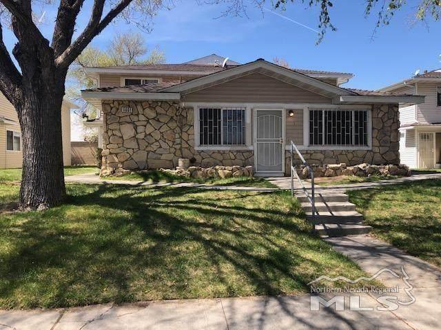 5001 Catalina Dr. #1, Reno, NV 89502 (MLS #210005148) :: Craig Team Realty