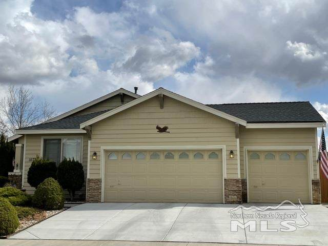 1073 Westcreek, Carson City, NV 89706 (MLS #210005204) :: Craig Team Realty