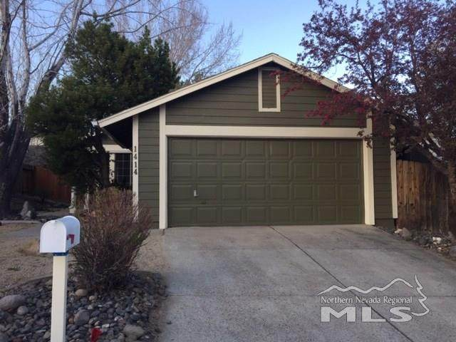 1414 Ambassador Dr., Reno, NV 89523 (MLS #210005240) :: NVGemme Real Estate