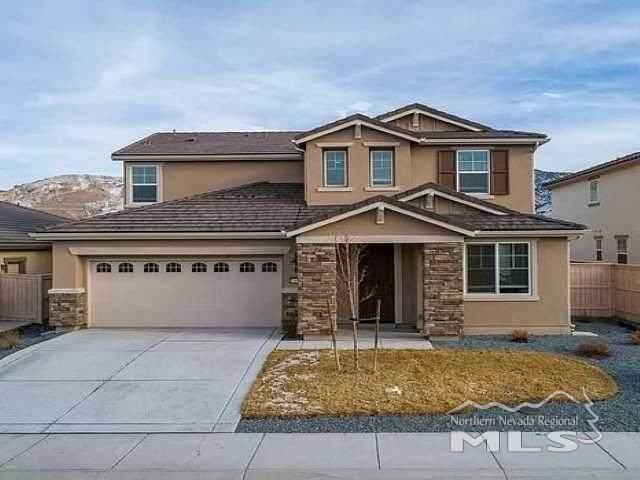 10646 Foxberry Park Drive, Reno, NV 89521 (MLS #210005341) :: Craig Team Realty