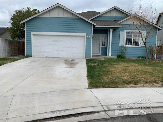 540 Quietwood Ct, Fernley, NV 89408 (MLS #210005630) :: Vaulet Group Real Estate