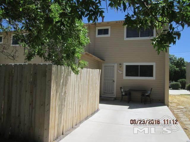 1191 S Nevada St., Carson City, NV 89703 (MLS #210005734) :: Theresa Nelson Real Estate