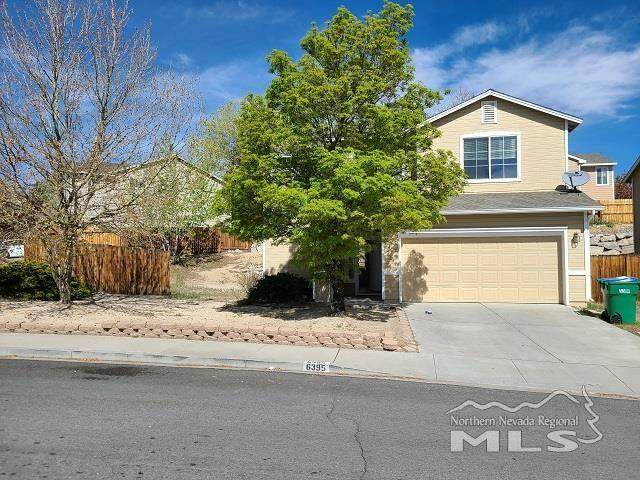 6395 Antero, Reno, NV 89523 (MLS #210005791) :: Vaulet Group Real Estate