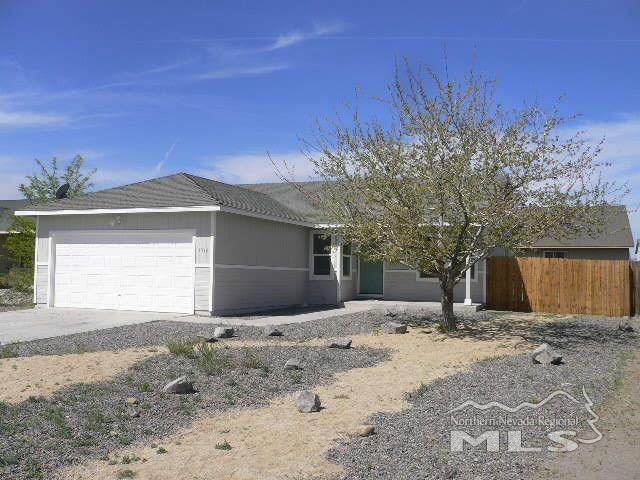 1318 Nevada Pacific, Fernley, NV 89408 (MLS #210005820) :: Vaulet Group Real Estate