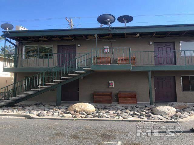175 E Grove Street #2, Reno, NV 89502 (MLS #210006145) :: Vaulet Group Real Estate