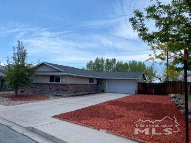 1611 Camille Dr, Carson City, NV 89706 (MLS #210006174) :: NVGemme Real Estate
