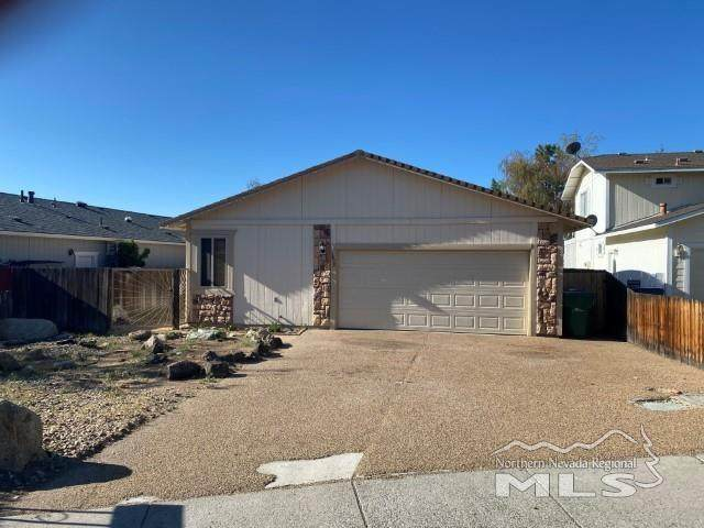 3030 Achilles Dr., Reno, NV 89512 (MLS #210006213) :: Craig Team Realty