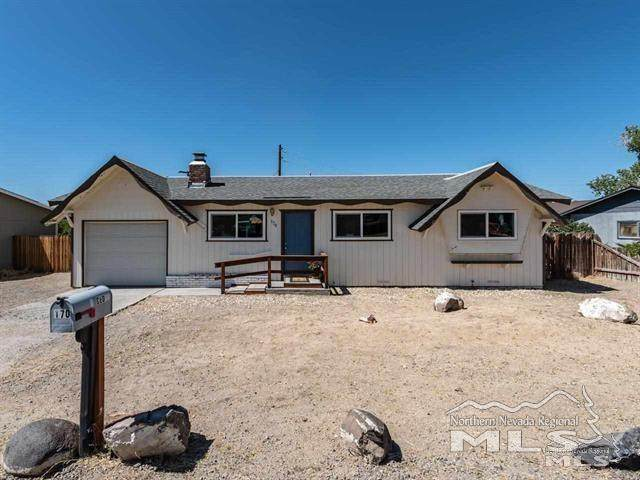170 E Cedar Street, Fernley, NV 89408 (MLS #210006371) :: NVGemme Real Estate