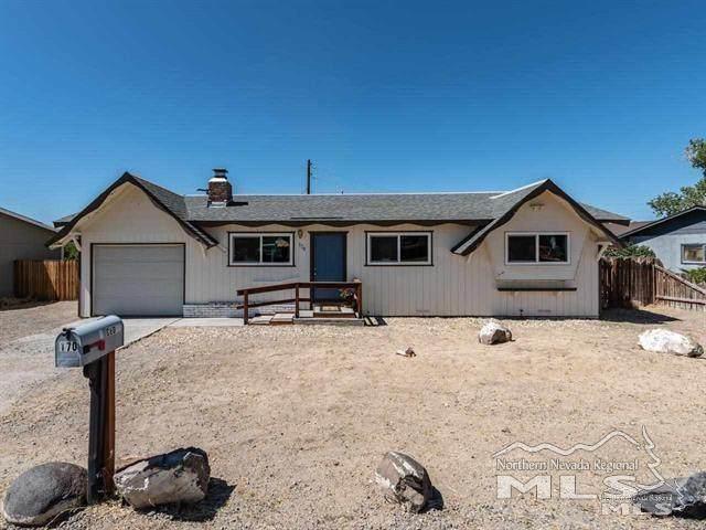 170 E Cedar Street, Fernley, NV 89408 (MLS #210006371) :: Vaulet Group Real Estate