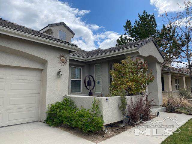 7867 Morgan Pointe Circle, Reno, NV 89523 (MLS #210006380) :: The Mike Wood Team