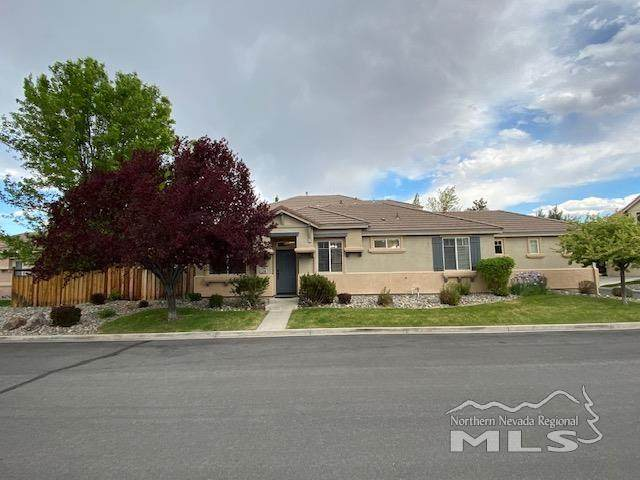 6248 Black Cinder Ct, Sparks, NV 89436 (MLS #210006570) :: Theresa Nelson Real Estate