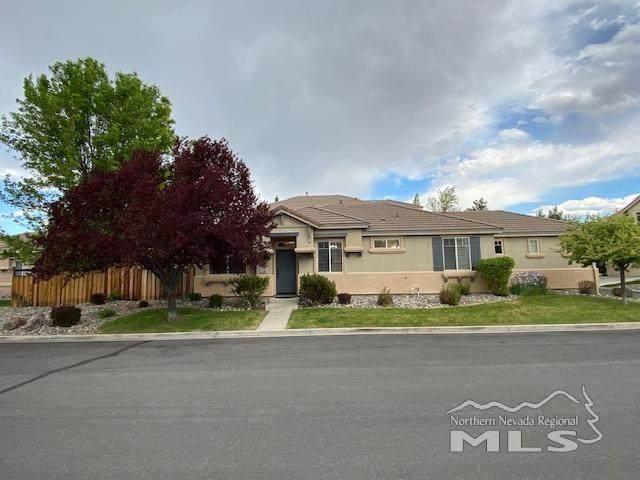 6248 Black Cinder Ct, Sparks, NV 89436 (MLS #210006570) :: Vaulet Group Real Estate