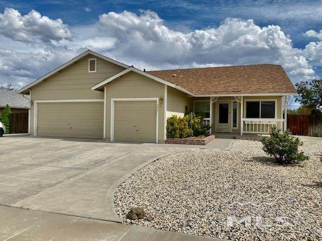980 Mercedes, Sparks, NV 89441 (MLS #210006640) :: Vaulet Group Real Estate