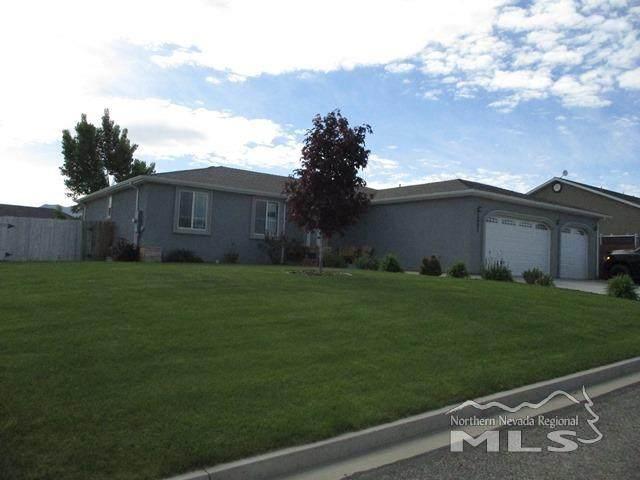2951 Great Basin Dr., Winnemucca, NV 89445 (MLS #210007444) :: Vaulet Group Real Estate