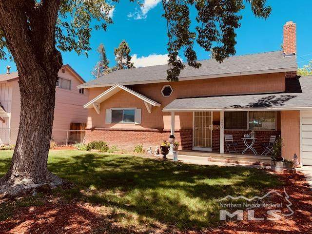 2475 Hiko Ave, Reno, NV 89512 (MLS #210007447) :: Colley Goode Group- eXp Realty