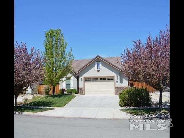 1130 Cliff Park Way, Reno, NV 89523 (MLS #210007503) :: Theresa Nelson Real Estate