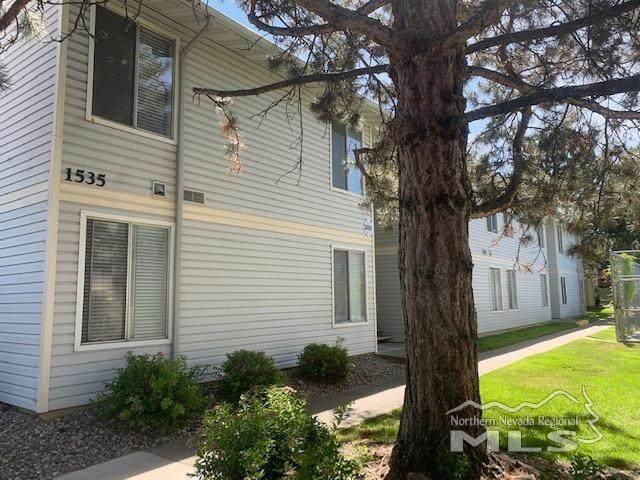 1535 Delucchi Lane #B, Reno, NV 89502 (MLS #210008026) :: Chase International Real Estate