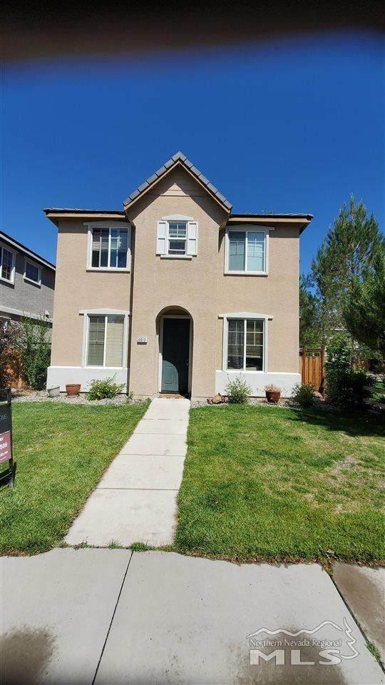 6613 Panther Creek Dr, Sparks, NV 89436 (MLS #210008115) :: Chase International Real Estate