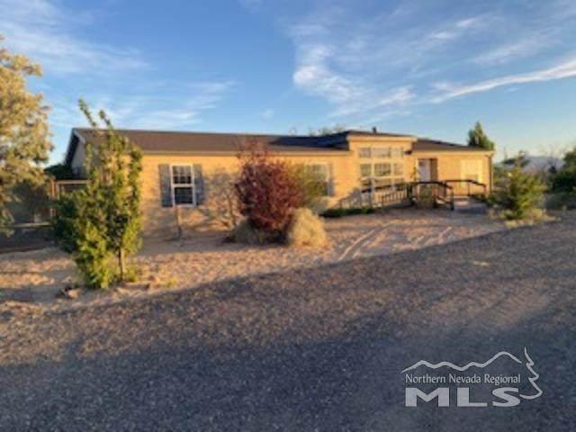 2595 Antelope, Silver Springs, NV 89429 (MLS #210008216) :: Chase International Real Estate