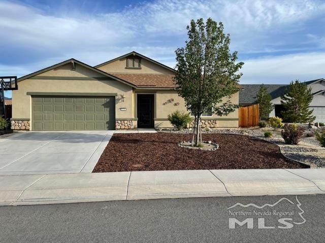 1130 Ferretto, Dayton, NV 89403 (MLS #210008302) :: Chase International Real Estate