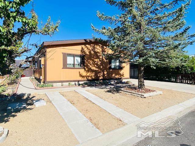 232 Miriam Way, Moundhouse, NV 89706 (MLS #210008335) :: Colley Goode Group- eXp Realty