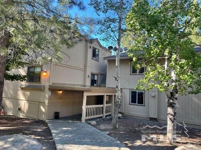 872 Tanager #41, Incline Village, NV 89451 (MLS #210008367) :: Chase International Real Estate