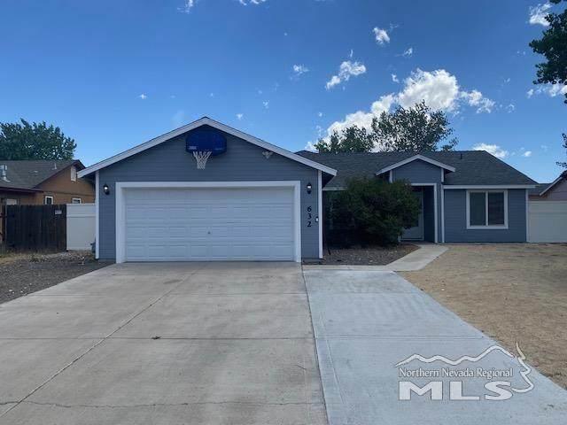 632 Jenny's Ln, Fernley, NV 89408 (MLS #210008386) :: Chase International Real Estate