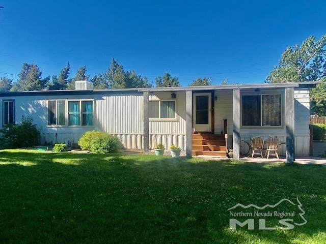 17955 Cold Springs Dr, Reno, NV 89508 (MLS #210008424) :: Colley Goode Group- eXp Realty