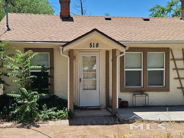 518 Colorado River, Reno, NV 89502 (MLS #210008594) :: Vaulet Group Real Estate