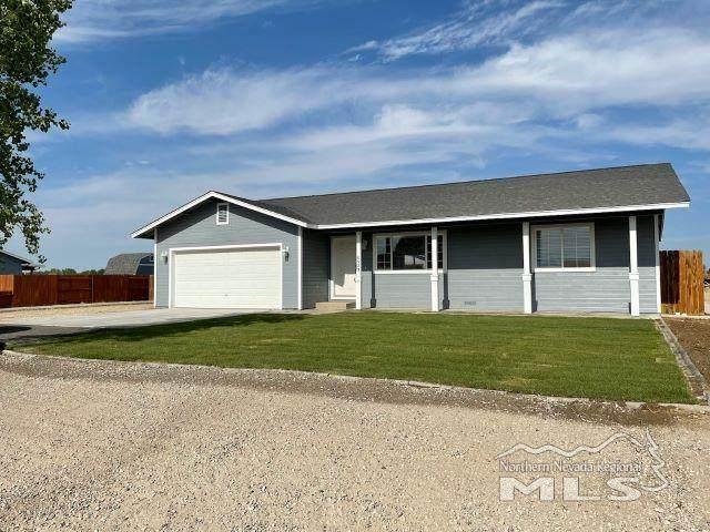 4539 Hawk, Fallon, NV 89406 (MLS #210008653) :: Chase International Real Estate