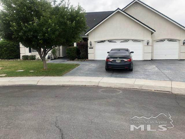 1811 Kim Ct Nv, Fernley, NV 89408 (MLS #210008698) :: Chase International Real Estate