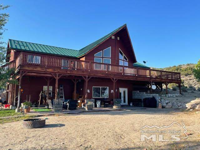 9635 Hungry Mountain Drive, Reno, NV 89506 (MLS #210008920) :: Theresa Nelson Real Estate