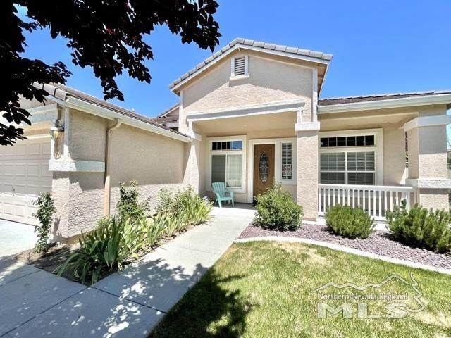 1641 Caliterra, Reno, NV 89521 (MLS #210008993) :: Theresa Nelson Real Estate