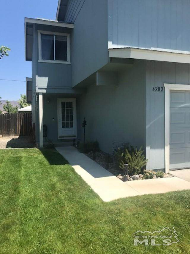 4282 Furgerson Ranch Road, Carson City, NV 89701 (MLS #210010039) :: Chase International Real Estate