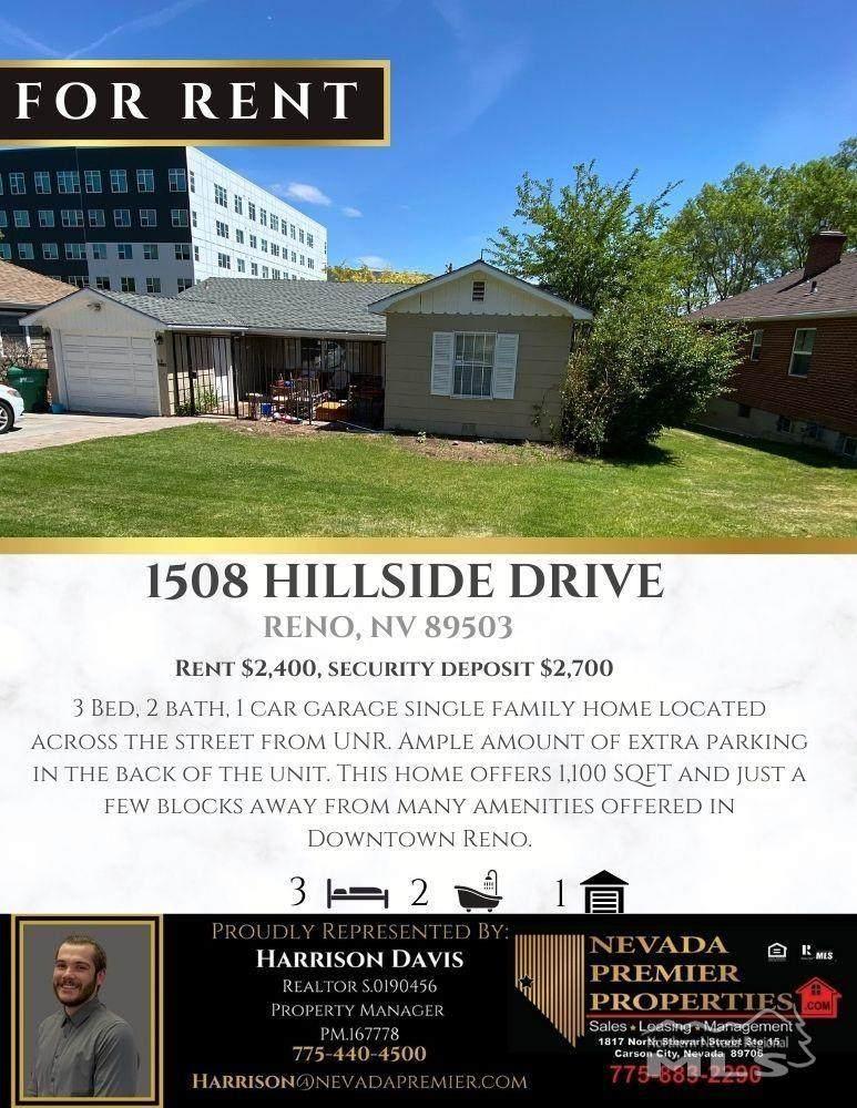 1508 Hillside Drive - Photo 1