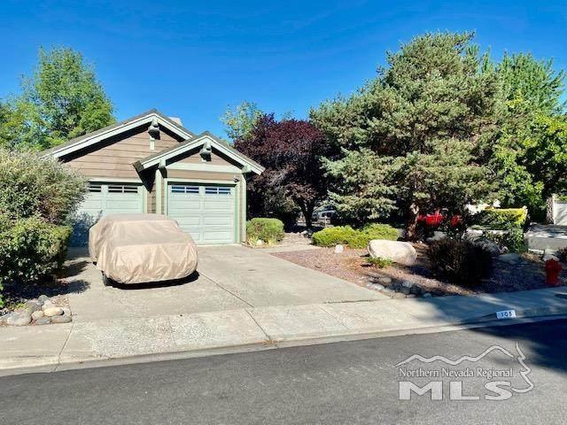 105 Riverhaven Place, Reno, NV 89519 (MLS #210010228) :: Vaulet Group Real Estate