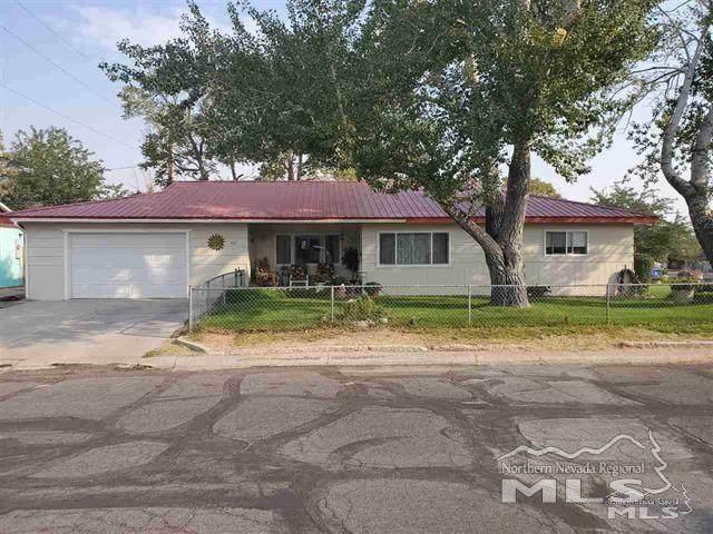 101 Hermansen, Hawthorne, NV 89415 (MLS #210010874) :: NVGemme Real Estate
