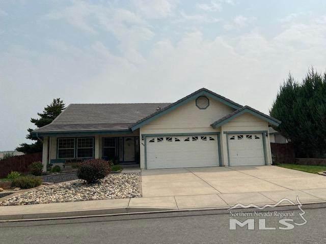 4505 Goodwin, Sparks, NV 89436 (MLS #210010948) :: NVGemme Real Estate