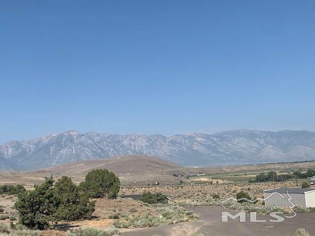 615 Dark Horse, Gardnerville, NV 89460 (MLS #210011102) :: Theresa Nelson Real Estate