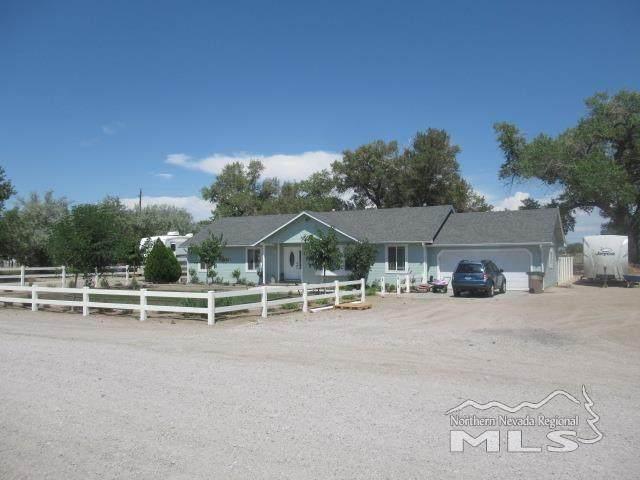 277 Jasper Road, Fallon, NV 89406 (MLS #210011134) :: Vaulet Group Real Estate