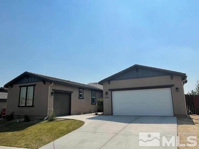 5330 Eaglecrest Drive, Reno, NV 89523 (MLS #210013313) :: The Mike Wood Team