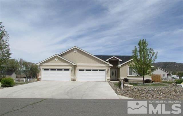 1392 Raeline Lane, Minden, NV 89423 (MLS #210013785) :: Chase International Real Estate