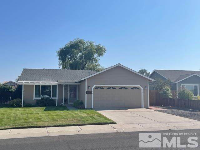 1322 Patricia Dr, Gardnerville, NV 89460 (MLS #210013908) :: Colley Goode Group- CG Realty